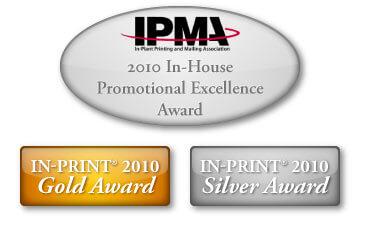 award badges 2010