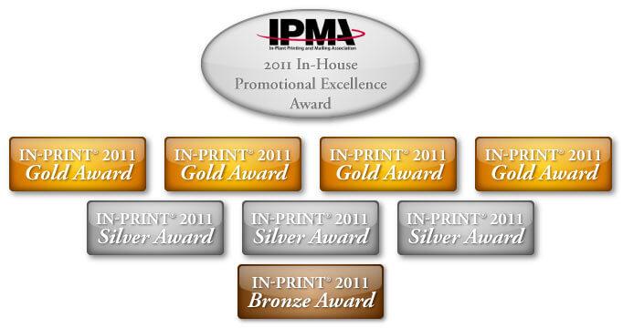 award badges 2011