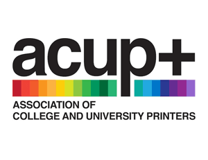 Association of College and University Printers logo