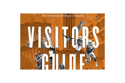 visitors guide example cover