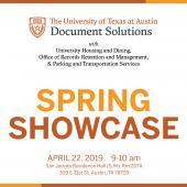 Document Solutions Spring Showcase - April 22, 2019