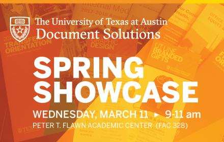 Visit Us at Our Spring Showcase on March 11, 2020